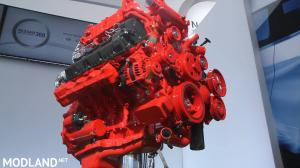 2000 HP Engine and Transmission