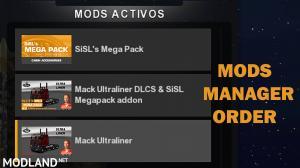 MACK ULTRALINER 1.5.x SiSL MegaPack Addon, 3 photo