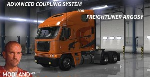 Advanced Coupling System for Freightliner Argosy, 1 photo
