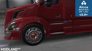 ALCOA HUGE WHEELS PACK v2.0+ 1.35.x, 2 photo