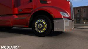 American Pro Truckers Wheel and Accessories Pack