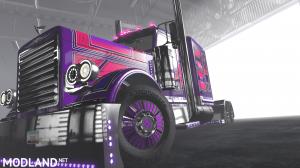 Trux Purple Haze Slin & Parts+lights(for Viper2+Outlaws pete), 5 photo