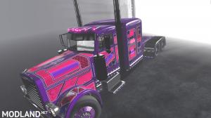 Trux Purple Haze Slin & Parts+lights(for Viper2+Outlaws pete), 6 photo