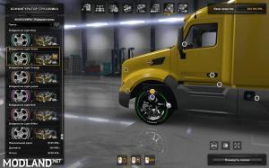 Super Sport Wheels Pack v2.0 ATS [1.35&up], 4 photo