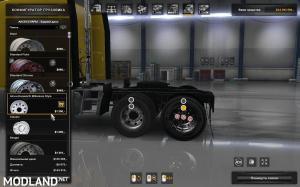 Super Sport Wheels Pack v2.0 ATS [1.35&up], 12 photo