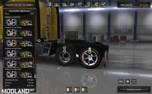 Super Sport Wheels Pack v2.0 ATS [1.35&up], 13 photo