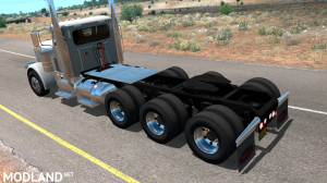 PETERBILT 389 8X6 CHASSIS MOD v 1.2.2 , 2 photo