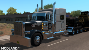 PETERBILT 389 8X6 CHASSIS MOD v 1.2.2 , 3 photo