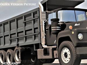 Custom Mack R Dump Truck/Flatbed Addon v 1.0, 2 photo