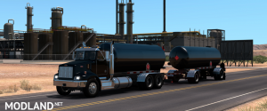 Heavy Truck and Trailer Add-on Mod v1.9 for Project 3XX, 2 photo