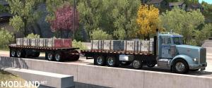 Heavy Truck and Trailer Add-on Mod for HFG Project 3XX v2.0, 1 photo