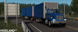 Heavy Truck and Trailer Add-on Mod for HFG Project 3XX v2.0, 2 photo