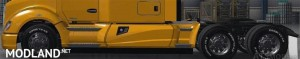 Michelin And Goodyear Tire Mod For ATS, 1 photo