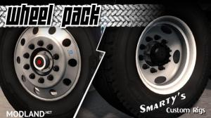Smarty's Wheel Pack v1.5.1.1  1.36, 1 photo