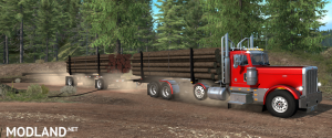 Heavy Truck and Trailer Add-on Mod v1.9 for Project 3XX, 3 photo