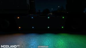[ETS/ATS] Boreman LED Marker Lights v1.4 [11.07.2018], 4 photo