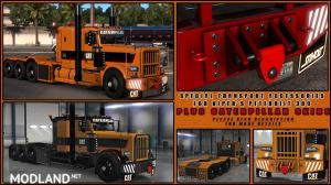 Special Transport Accessories+Caterpillar skins (viper2 389+bumper GTM w900b) v 2.0 [1.30.x-1.31.x] , 1 photo