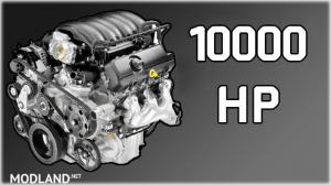 10,000 hp for Freightliner FLB edited by Harven v2.0, 1 photo