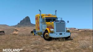 New Mexico Livery Peterbilt 389, 2 photo