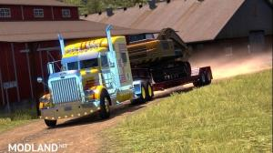 New Mexico Livery Peterbilt 389, 3 photo