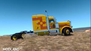 New Mexico Livery Peterbilt 389, 1 photo
