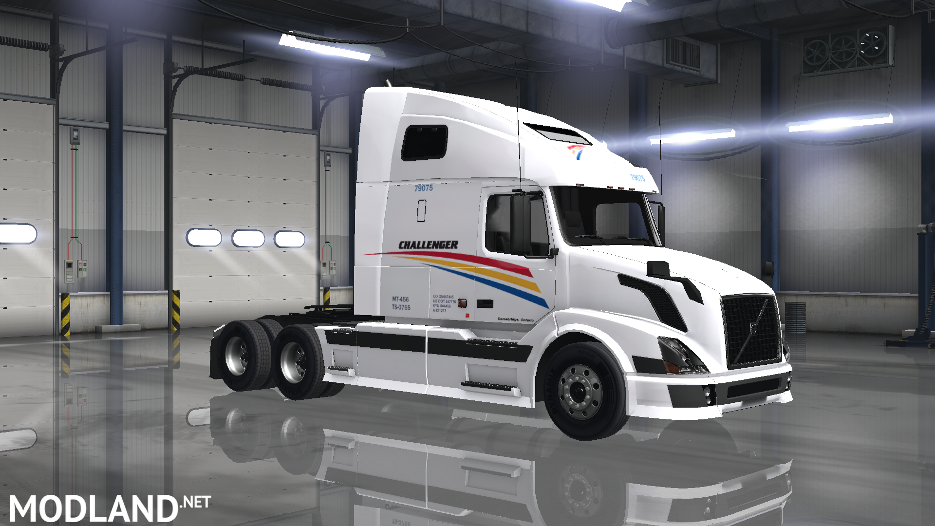 challenger motor freight, 1 photo challenger motor freight, ...