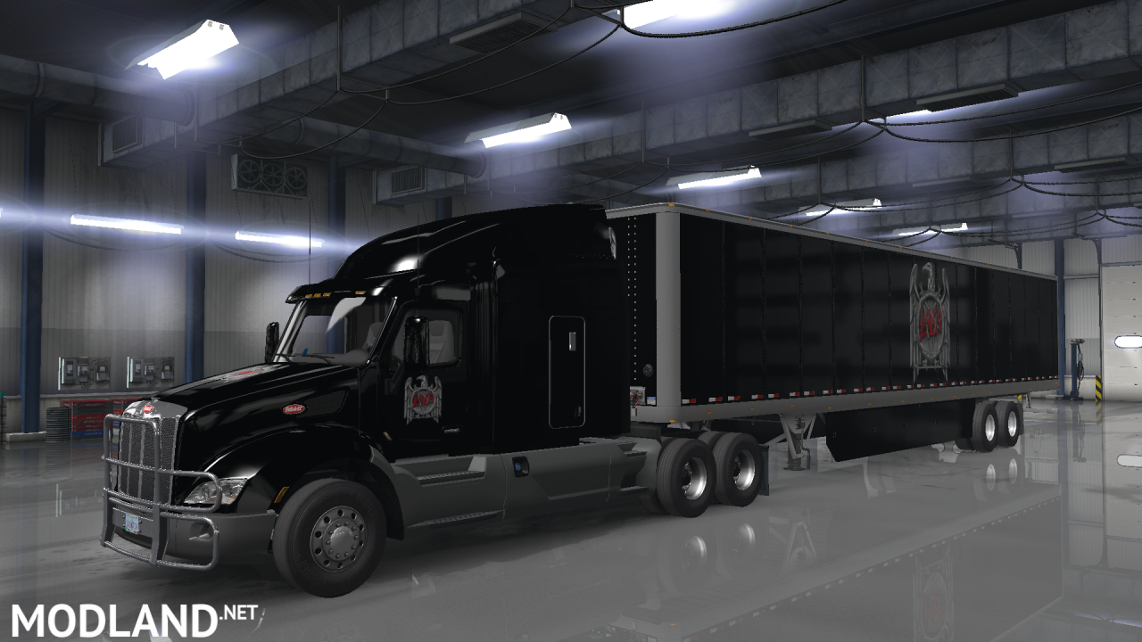 Slayer Truck and Trailer