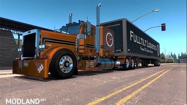 Fulltilt logistics Black Edition Combo Skins