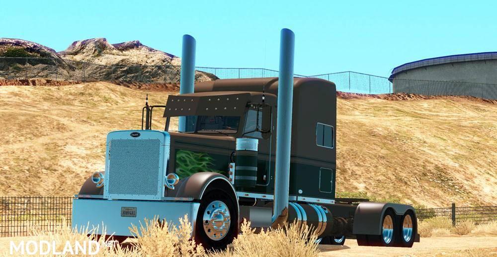 Ken - Barb Workhorse Show Truck Skin