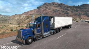 Skin [TruckAtHome] scssoft for ats, 2 photo
