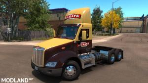 Bilkays Peterbilt 579 skin