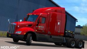 Warren Transport Truck Skins Pack, 3 photo