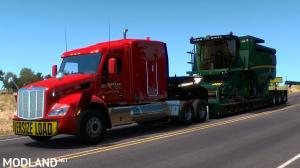 Warren Transport Truck Skins Pack, 4 photo