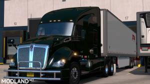 Warren Transport Truck Skins Pack, 5 photo