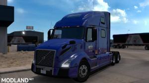 Warren Transport Truck Skins Pack