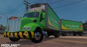 Skin Aurrera for 579 and Cargo