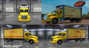 Skin DHL for 579 and Cargo, 1 photo
