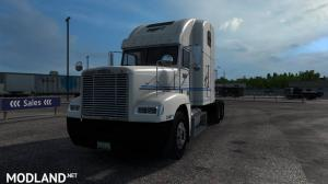 SWIFT Transportation Skin For Freightliner FLD ATS 1.30.x