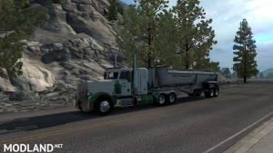 T & J trucking sleeper skin pack for viper 389 by jordy johnson