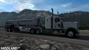 T & J trucking daycab skin pack for viper 389 by jordy johnson