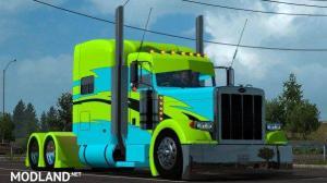 Kurtz7 389 Truck Skin