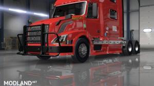 Prince Logistics Services paintjob