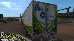 Freightliner Inspiration Skin with matching OWNED Trailer, 3 photo