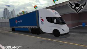 Skin Box´s for Tesla Semi Truck MaztherCyN
