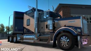 Skin Pack Transport for kenworth w900, 1 photo