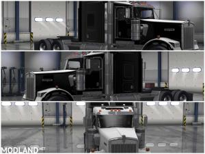 Skin PaintJob W900 For ATS 1.30, 1 photo