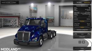 Kenworth T680 Water, 1 photo