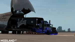 West Coast Customs Pete 389 (VIper2) + Trailer  skin's, 7 photo