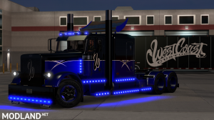 West Coast Customs Pete 389 (VIper2) + Trailer  skin's, 1 photo