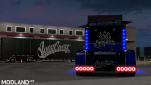 West Coast Customs Pete 389 (VIper2) + Trailer  skin's, 6 photo